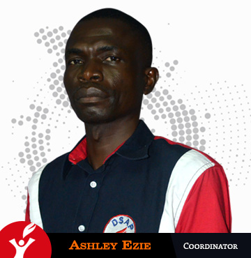 Ashley Ezie